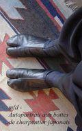 Mfd autoportr. aux bottes de charpentier japonais