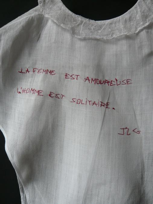 GUIMPE Godard