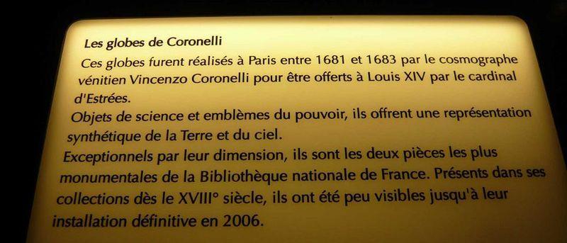 Les Globes de CORONELLI_BNF Paris