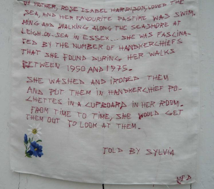 Histoire de Rose Isabel_ sribe, mfd 2001