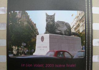 ZGOUGOU, Chatte d'enfer ( in Le lion volatil_A VARDA, 2003)