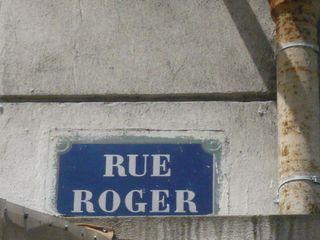 Rue Roger 1