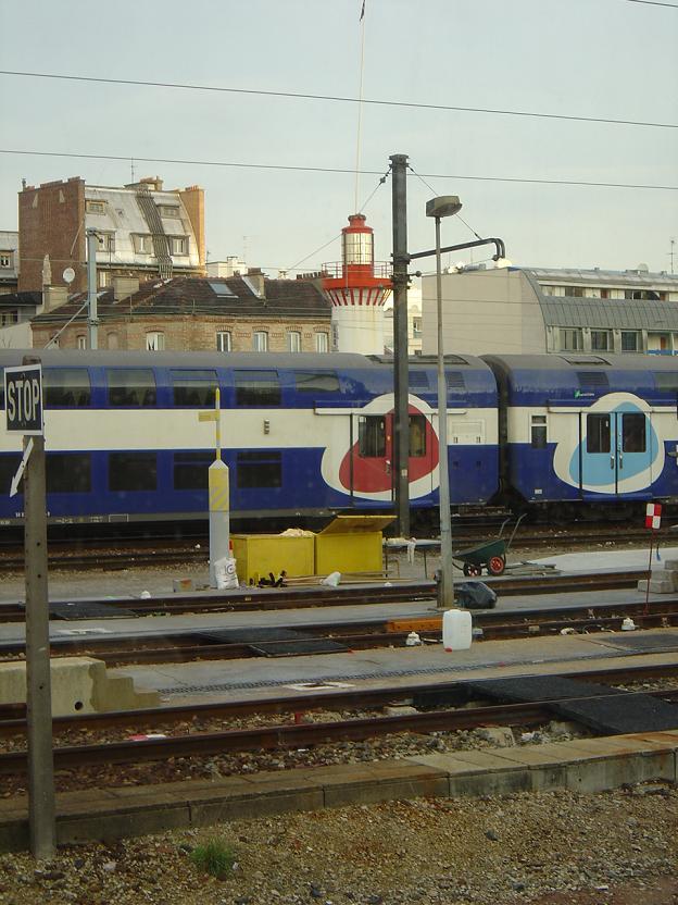 Phare breton de la gare MONTPARNASSE_mfd, 2009