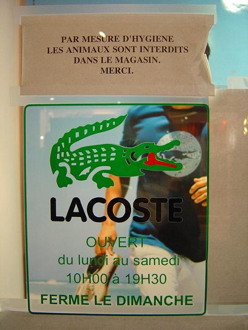 Boutique Lacoste_Tour Montparnasse_mfd 2006