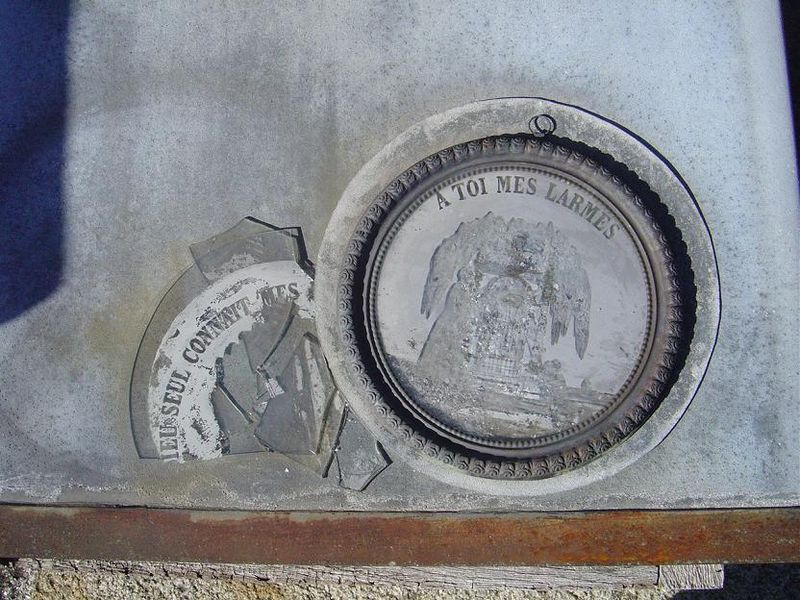 Cimetière d'ARGENTAN (61)
