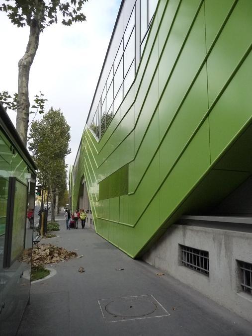 PARIS Cité de la Mode et du Design_GD 2009