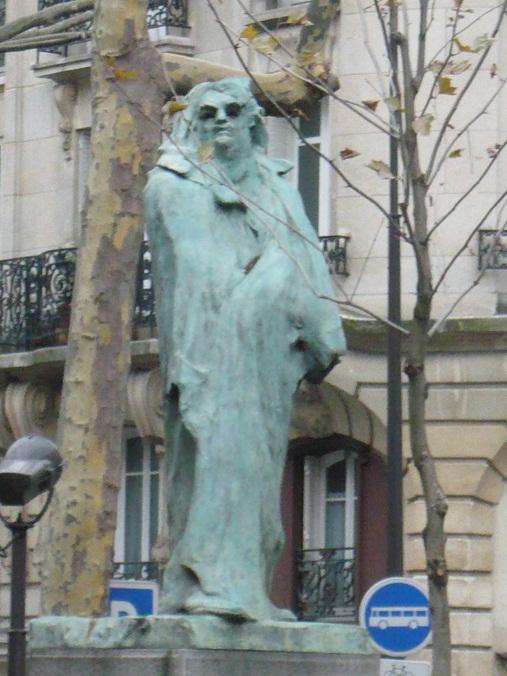 INCOGNITO_Balzac de Rodin, bd Raspail, 12 12 09
