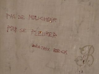 Béatrix BECK_scribe, mfd