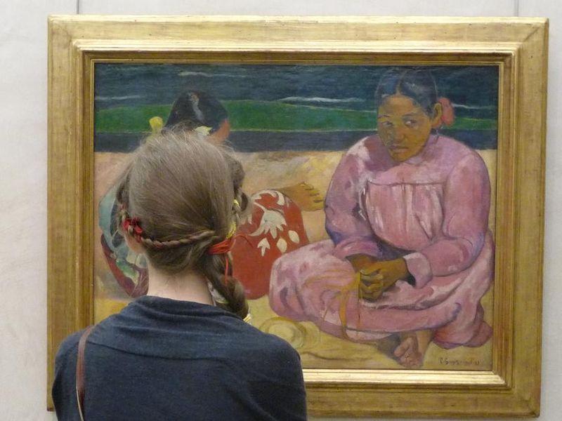 DEDANS-DEHORS PARS, Musée d'Orsay _GD, 2009