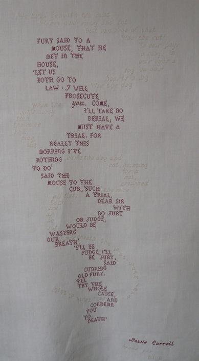 TALE OF A TAIL (H100cm X L72cm)_mfd, 1998