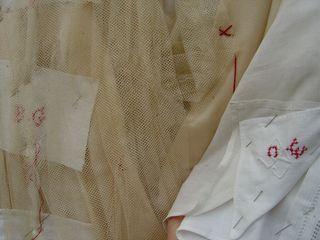 4 La robe de mariée 1999 détail 02