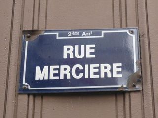 Lyon, rue Mercière