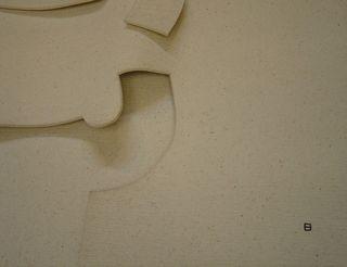 Blanc CHILLIDA mfd, 2006