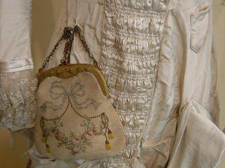 Robe de mariée détail 2