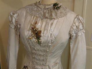Robe de mariée détail 1