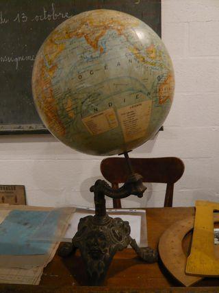 Globe terrestre_mfd