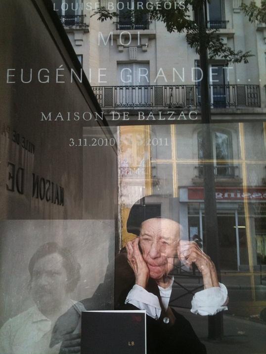 07 LOUISE BOURGEOIS Maison de Balzac 2010