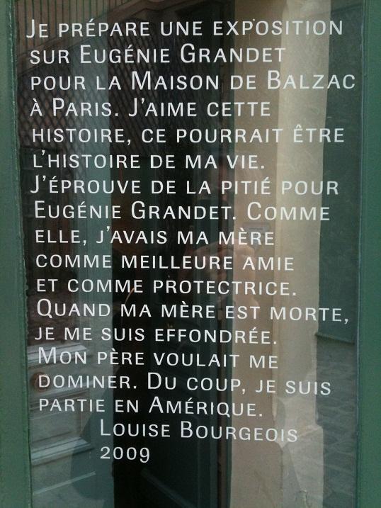 08 LOUISE B Maison de Balzac 2010