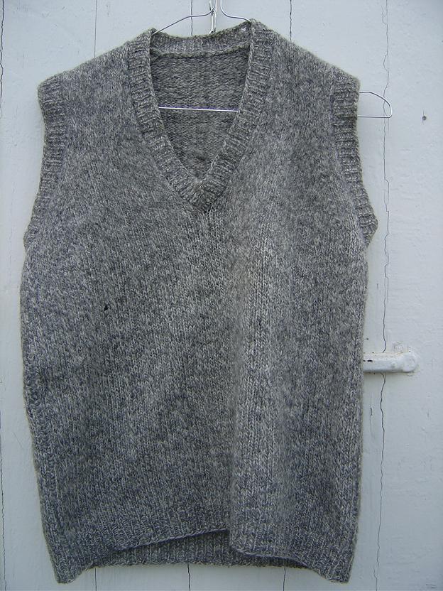 Le tricot des LE LAIN