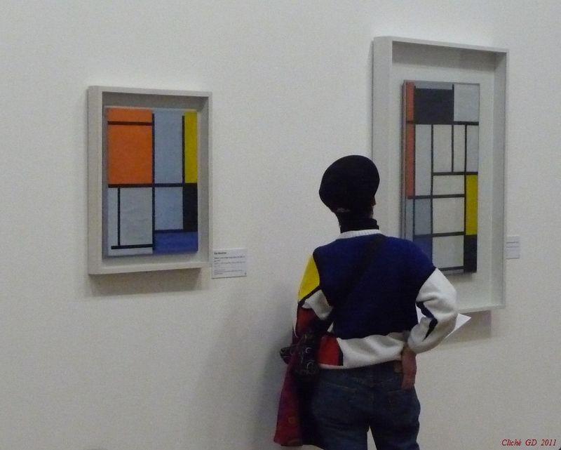 Plus royaliste que le Roi_PARIS, Centre Pompidou_cliché GD 16 02 2011