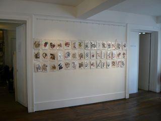 Bottes de 7 lieux percquiens, mfd _Galerie du CROUS PARIS 2010 1