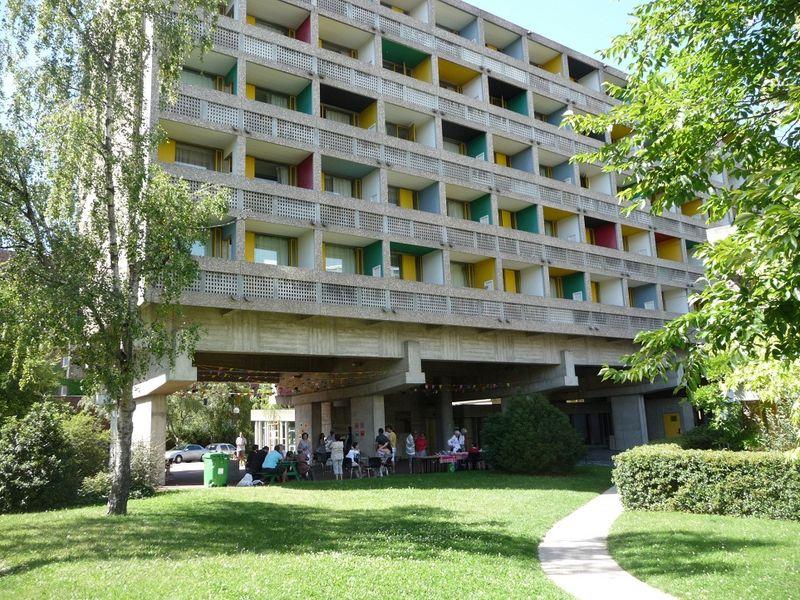 2 Maison du Brésil Le Corbusier