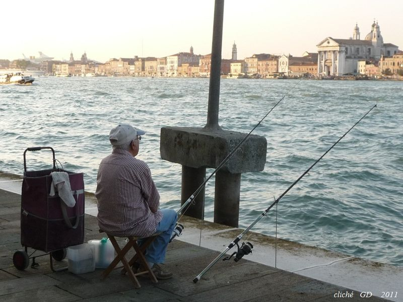 VUE IMPRENABLE Venise-Giudecca, GD 2011