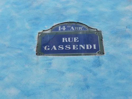 Rue Gassendi 2011