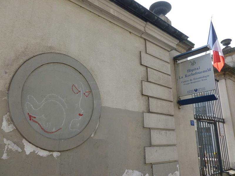 7 ange graffiti av. gral Leclerc