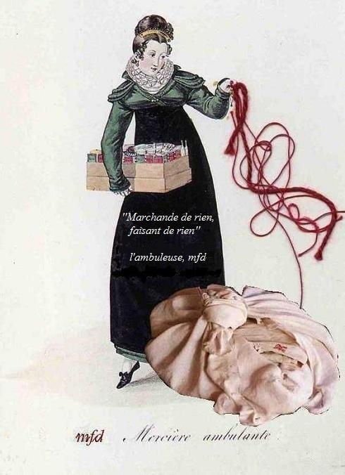 L'AMBULEUSE mercière 'PUR FIL' mfd