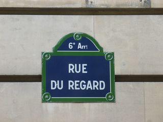 J'écoute, rue du Regard 3