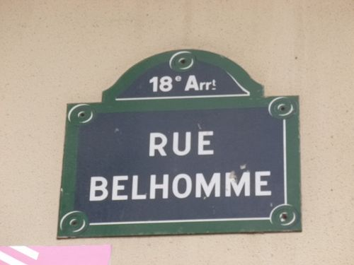 TAPON Rue Belhomme