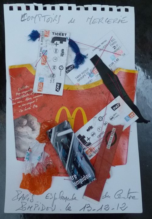 Mfd, GLANAGE PARIS, Centre Pompidou, 13 12 12