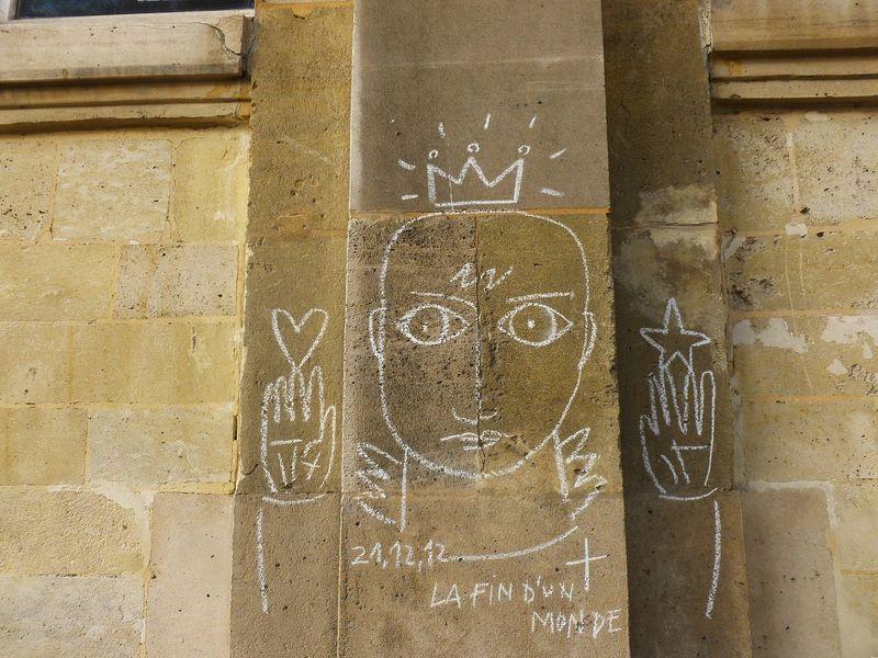 Ange Jean-Charles de CASTELBAJAC- Rue P. Castagnou Paris 21 12 12