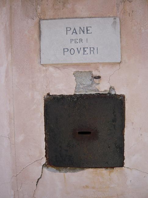 Pane per i poveri 1_Venise, mfd 2009