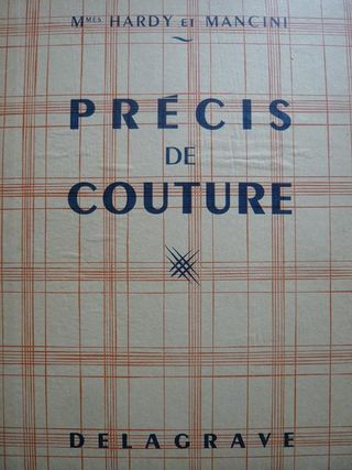 Précis de couture_1955