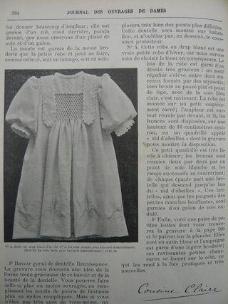 Journal des ouvrages de dames 1901