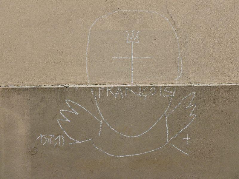 2013 15 03  IL  PAPA (rue Charles Divry)
