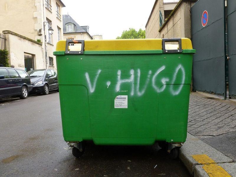 V HUGO PARIS, rue Payenne,  05 2013
