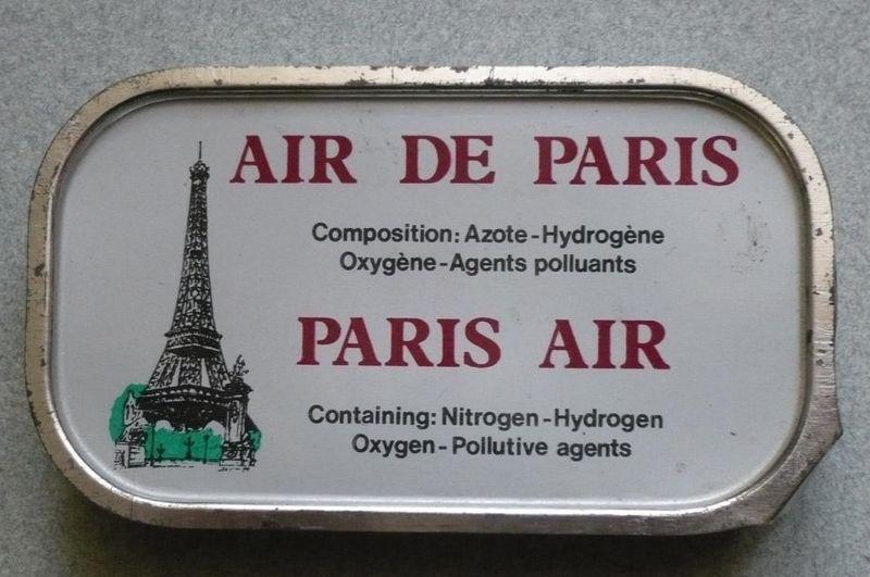 AIR DE PARIS (coll. GmfD)