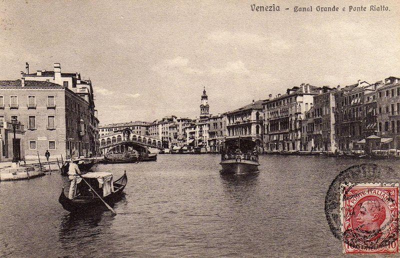 Mille pensées de Venise