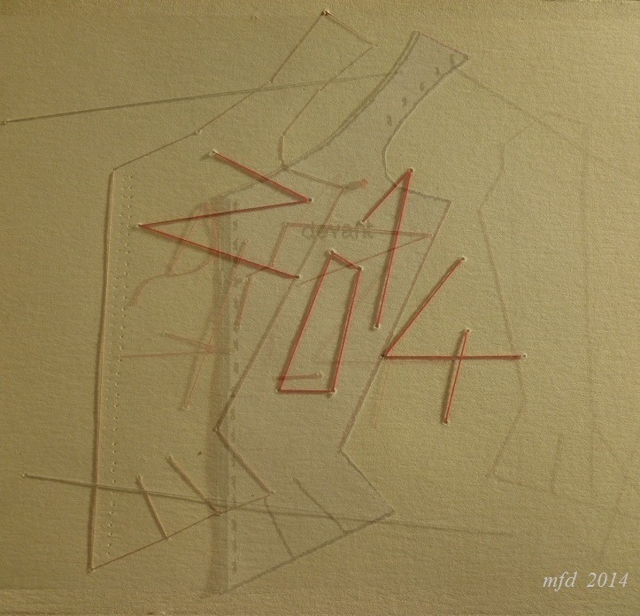 2014 carte de VOEUX, mfd