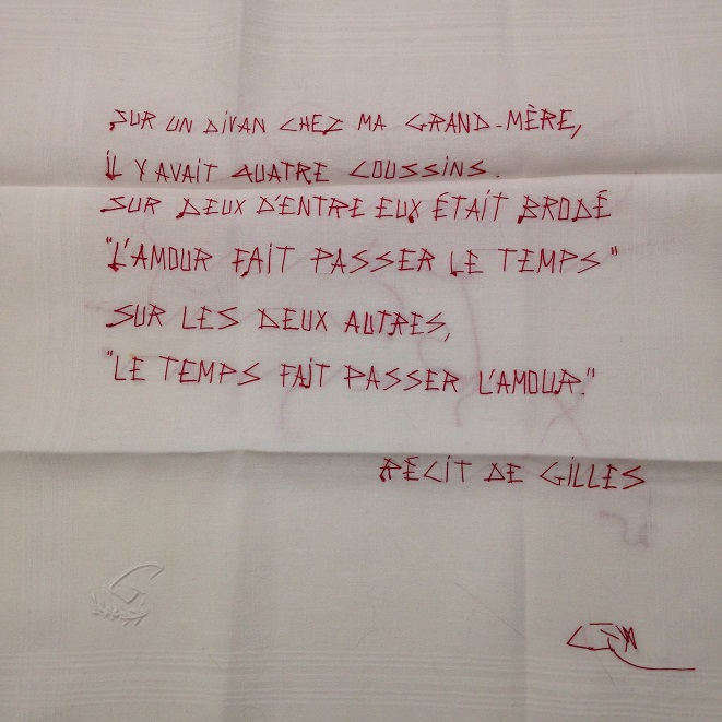 Histoire de Vécu. Gilles-Henri Polge 1
