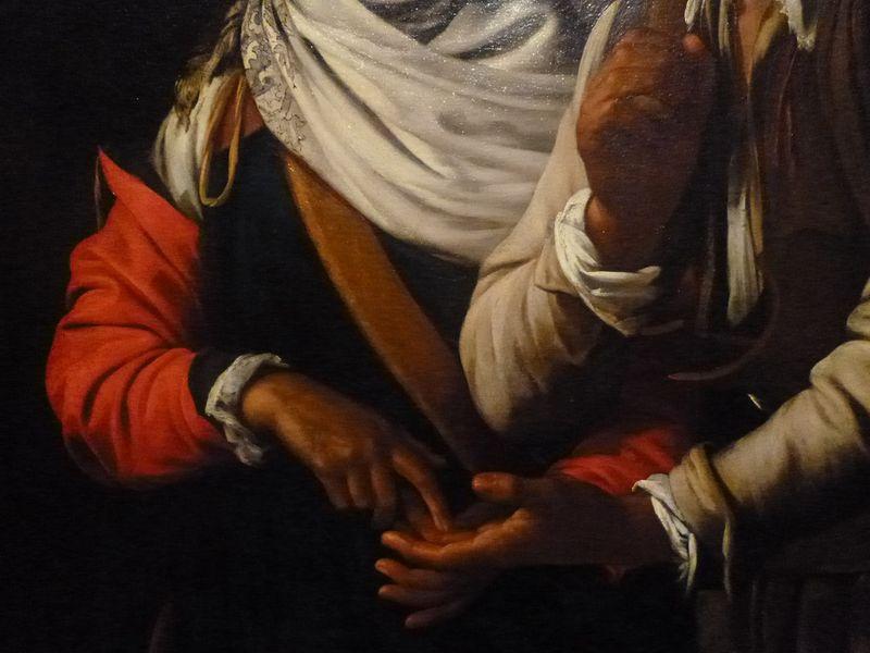 Simon VOUET. La Diseuse de Bonne aventure, 1617