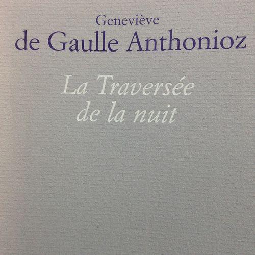 G.de Gaulle-Anthnioz
