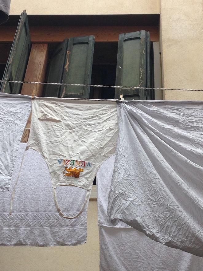 JOUR DE LESSIVE VENEZIA, San Martino. 13 09 2015