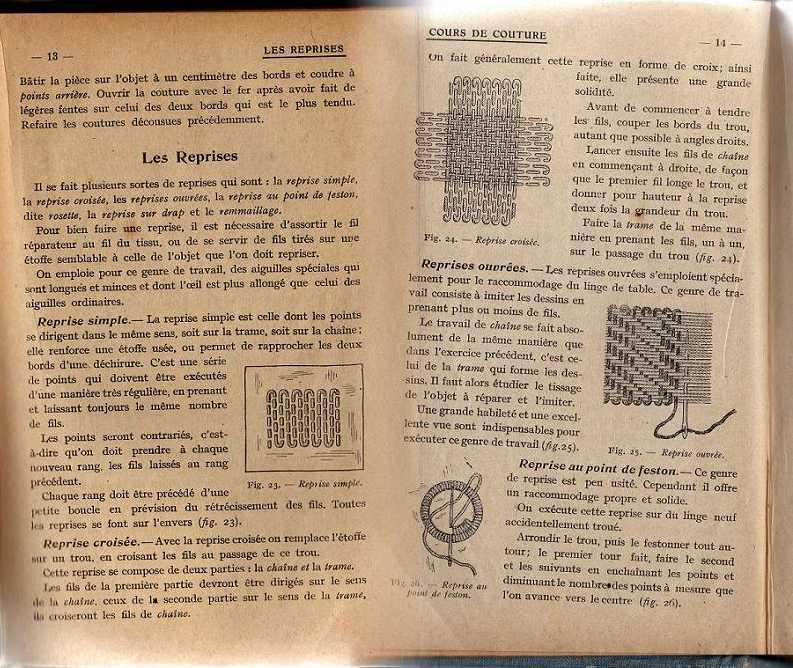 0 Cours de travail manuel-Mme LHOMME_Hatier,1913
