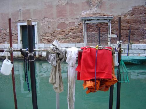 Venise la Rouge... infra-ordinaire 2005