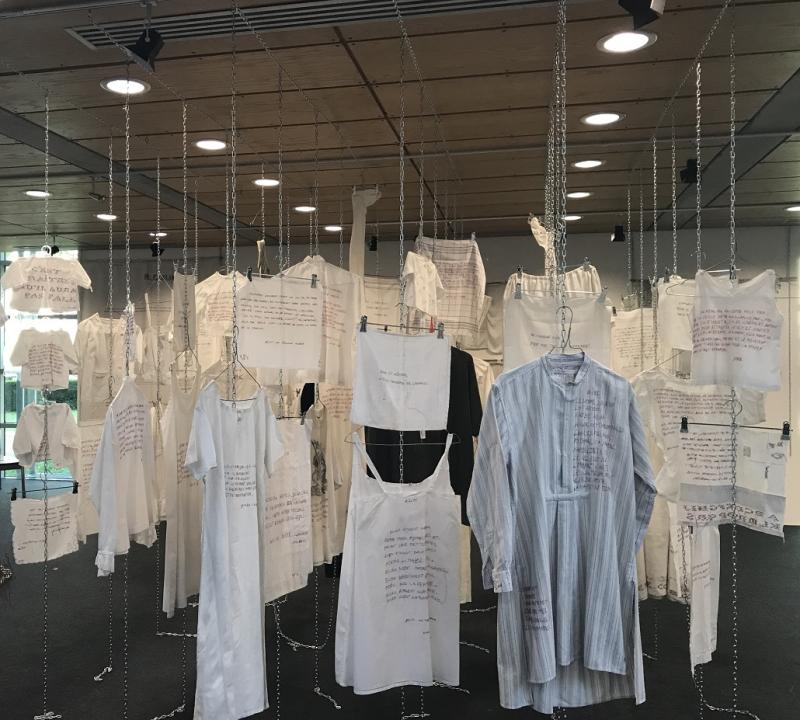 Histoires de vécu. 2017 Médiathèque ARGENTAN