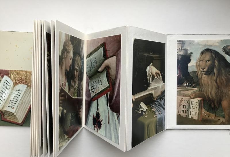 Le livre des livres. mfd Venise 2017